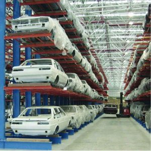 cantilever racking storage solutions for cars